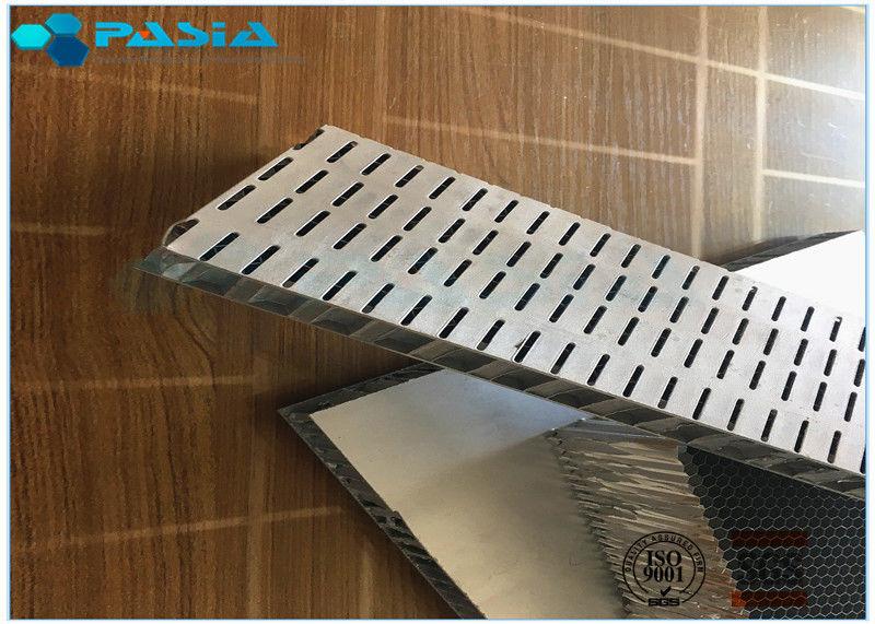Fournisseur panneaux sandwich aluminium